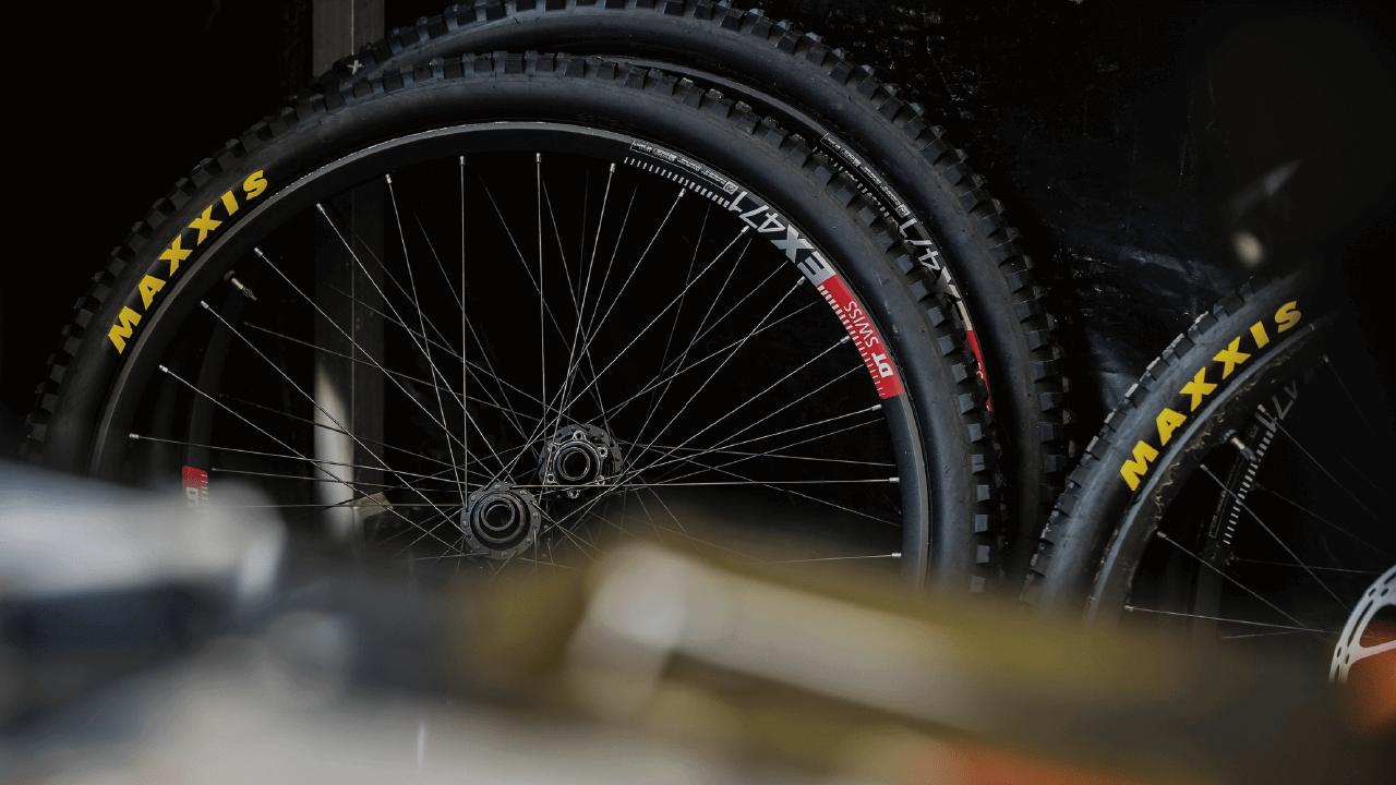 Tube / Rim tape / Valve extender / Tire lever