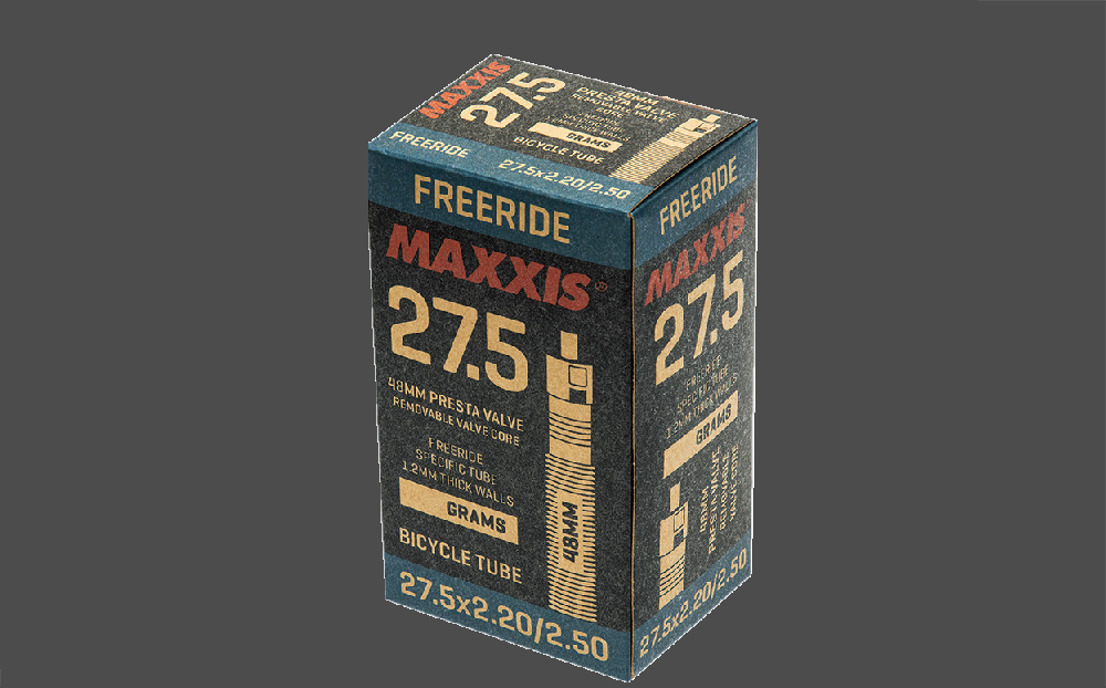 Freeride (French Valve)